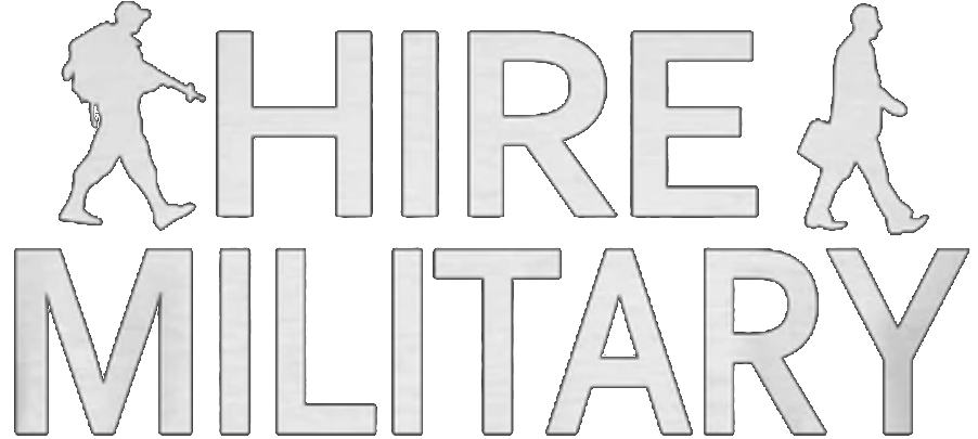 Hire Military logo
